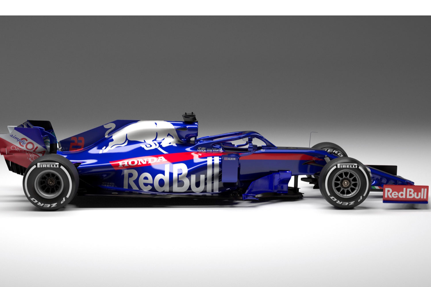 Toro Rosso look for improvement with new line-up