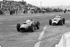 Mike Hawthorn, Stirling Moss 1958 Portugal