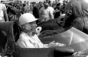 Stirling Moss 1958 France