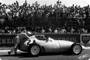 Stirling Moss 1959 France