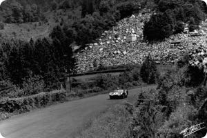 Stirling Moss 1959 Nurburgring