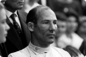 Stirling Moss 1960 Monaco