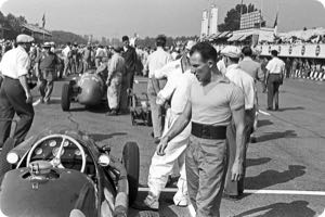 Stirling Moss 1953 Italy