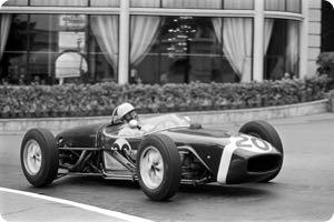 Stirling Moss 1961 Monaco