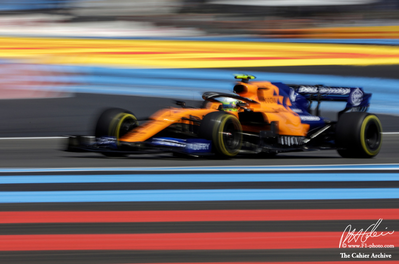 McLaren retains Sainz and Norris for 2020 F1 season