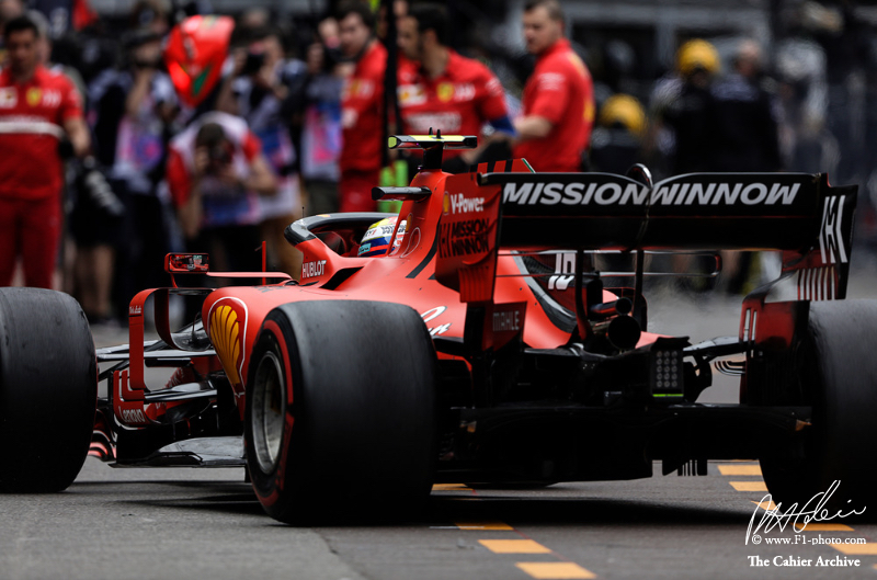 Vettel says Ferrari's auto not