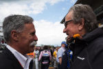 Chase Carey, Mansour Ojjeh