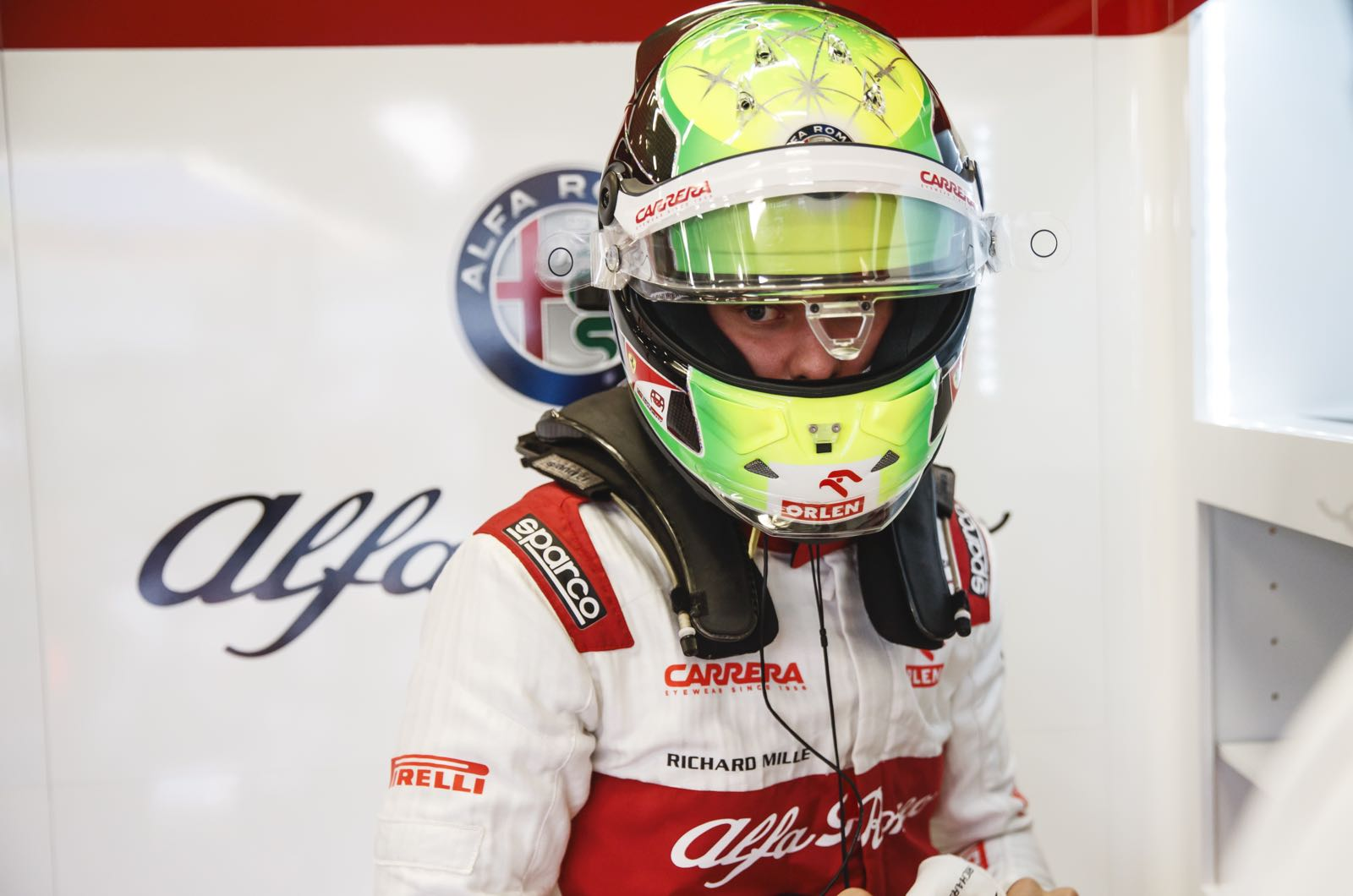Massa Hopes Schumacher Can See His Son In F1