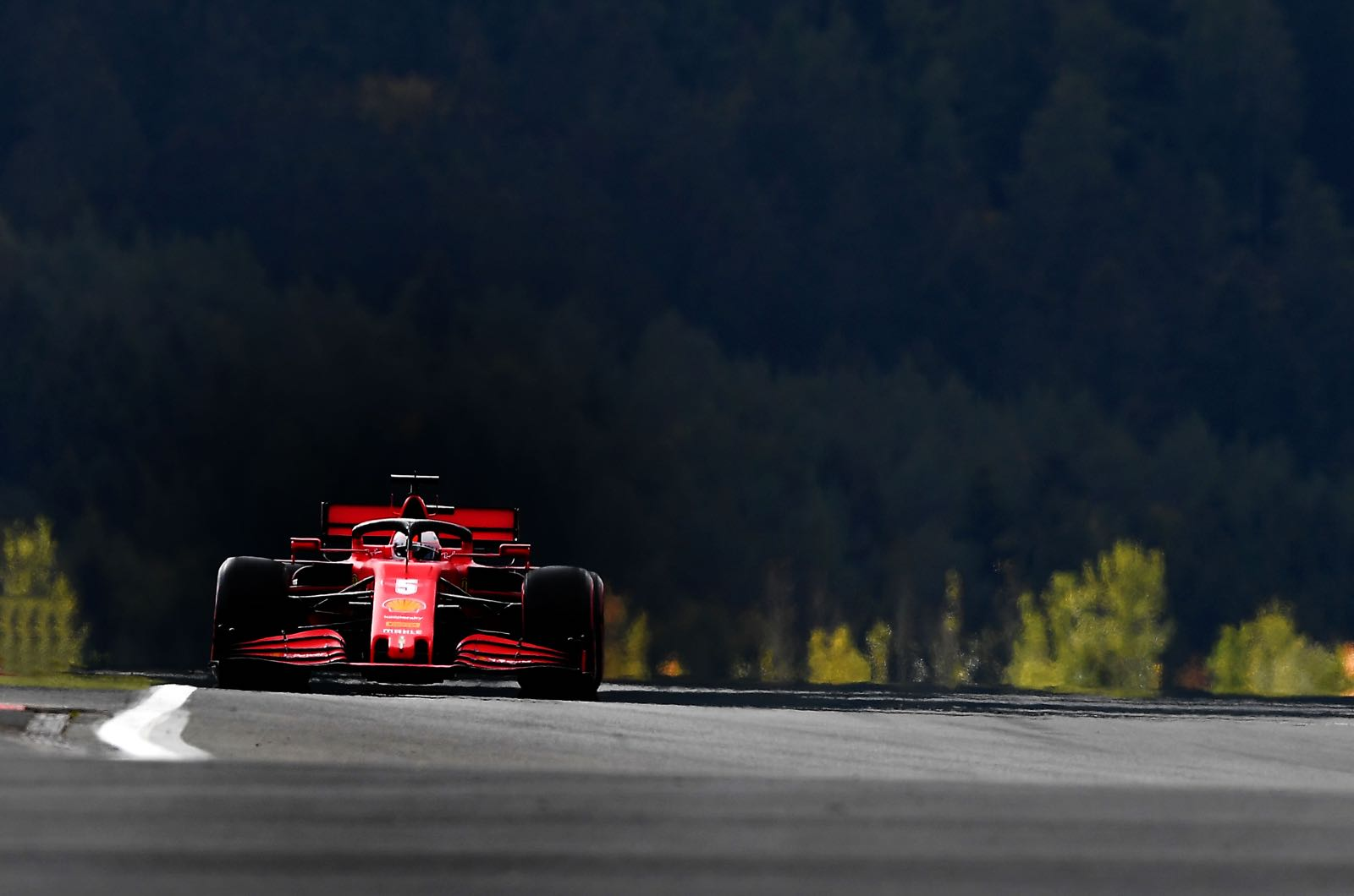 Completely New Ferrari Engine For 2021 Says Binotto