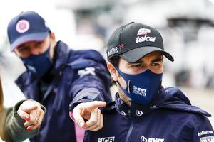 Nico Hulkenberg, Sergio Perez