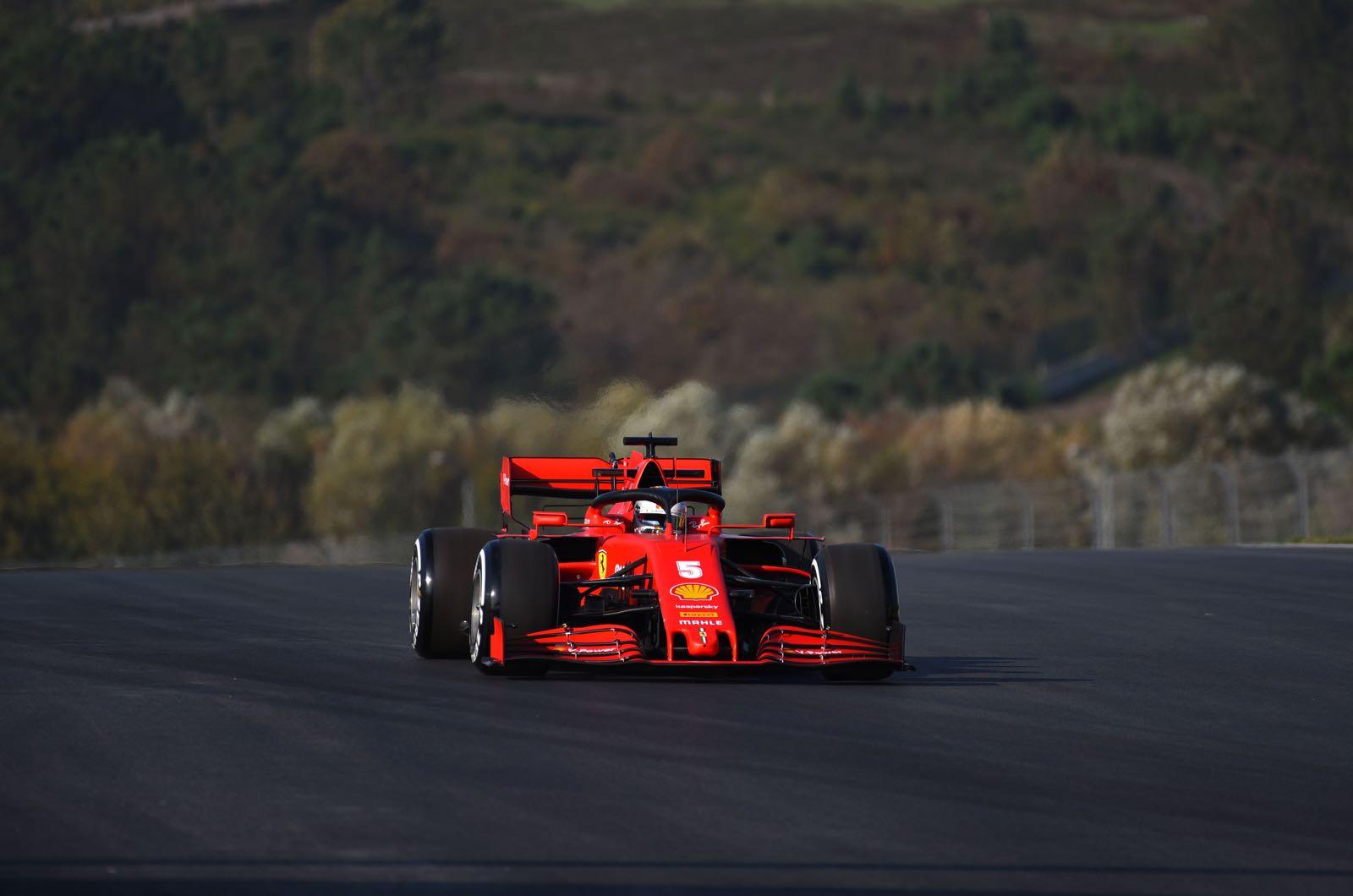 Engine not Ferrari's only big problem says Vettel - GrandPrix