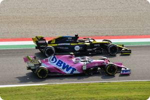 Lance Stroll, Daniel Ricciardo