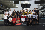 F1 Press officers