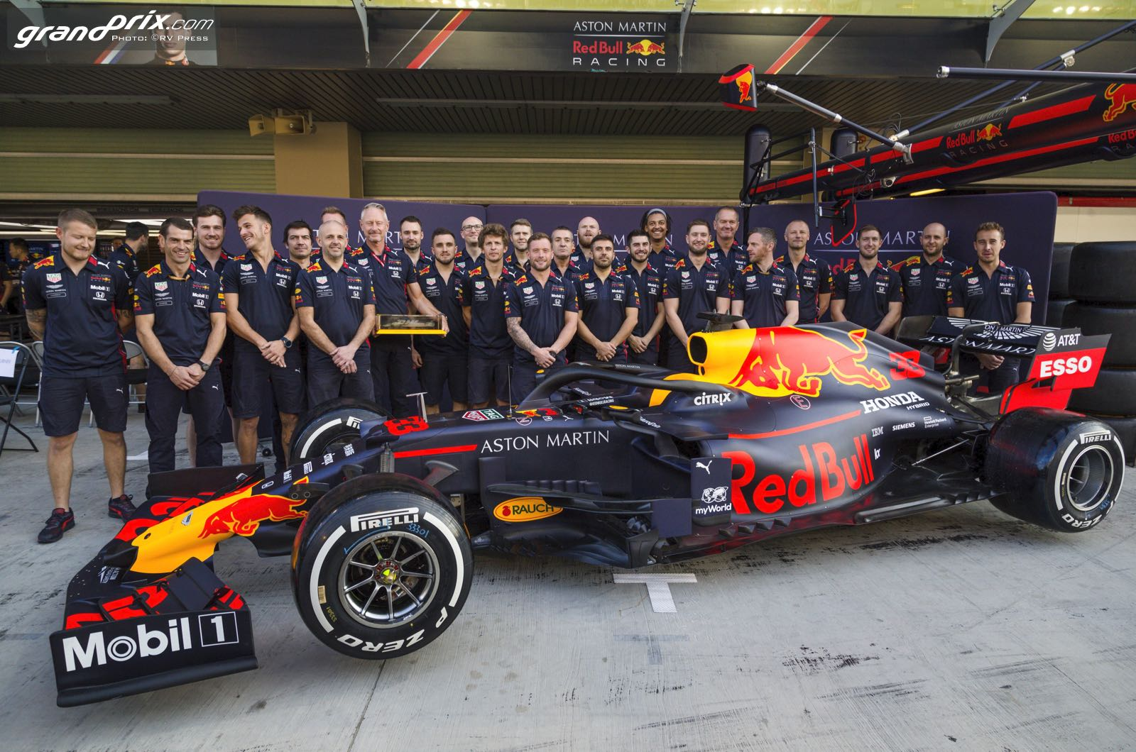 Red Bull To Launch Car Day After Ferrari