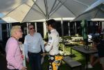 Jacques Villenueve, Martin Brundle, Carlos Sainz