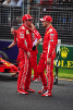 Kimi Raikkonen, Sebastian Vettel