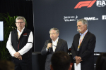 Ross Brawn, Jean Todt, Chase Carey