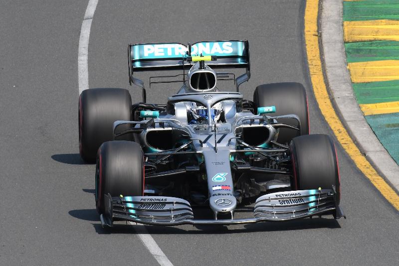 No new Bottas in 2019 says Hamilton