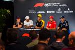 Verstappen, Hamilton, Ricciardo, Vettel, Kubica