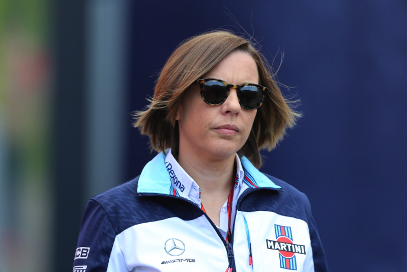 Claire Williams Considers Quitting F1
