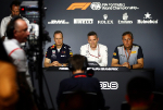 Press Conference - Paul Monaghan (Red Bull), James Allison (Mercedes), Mario Isola (Pirelli)