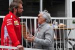 Gino Rosato, Bernie Ecclestone