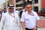 Sheikh Mohammed bin Essa Al Khalifa, Zak Brown