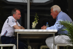Paddy Lowe, Lawrence Stroll