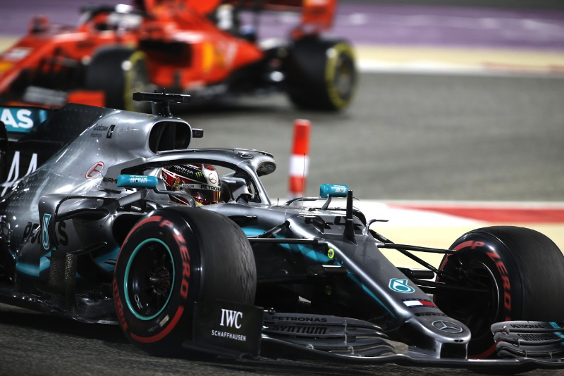 Mercedes not much slower on straights — Ferrari