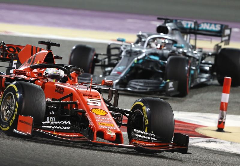 Mick Schumacher to make Ferrari F1 test debut in Bahrain