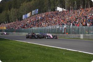 Kevin Magnussen, Sergio Perez