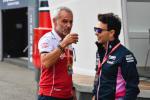 Beat Zehnder, Sergio Perez