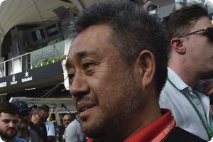 Toyoharu Tanabe, Honda