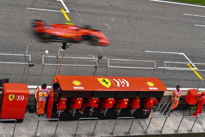 Mercedes not much slower on straights — Ferrari