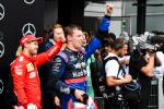 Sebastian Vettel, Daniil Kvyat