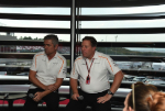 Gil Deferran, Zak Brown
