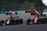 Daniel Ricciardo, Fernando Alonso