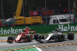Kimi Raikkonen, Lewis Hamilton