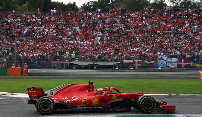 Ferrari facing elimination in 2018 Brazilian Grand Prix