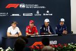 Vandoorne, Vettel, Ocon, Stroll