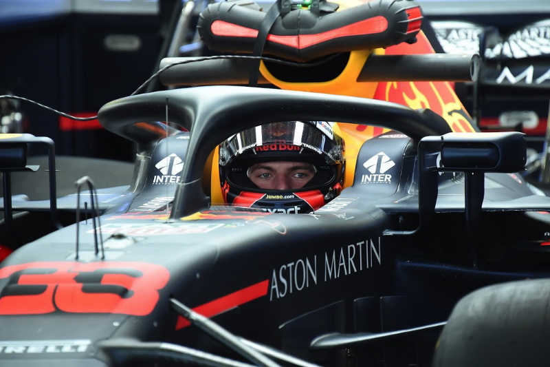 Verstappen fastest again in practice at Mexican Grand Prix