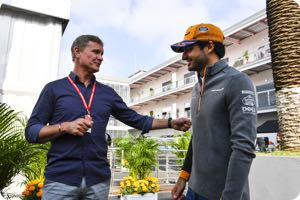 David Coulthard, Carlos Sainz