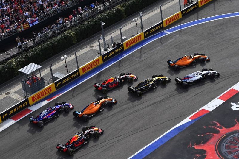 F1 organizers demand more transparency from Liberty Media