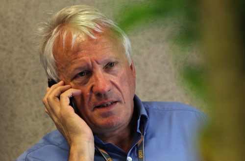 Charlie Whiting Gallery: Analysis: Charlie Whiting Talks Engine Maps And Diffusers
